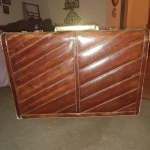 Other - Vintage Briefcase